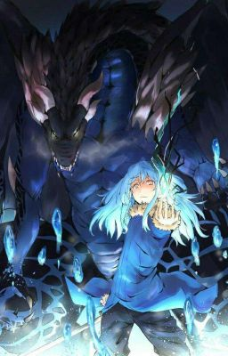 [Bộ 1] [Quyển 1]: Tensura:  Rimuru Chinh Phục Khoảng Không Vũ Trụ