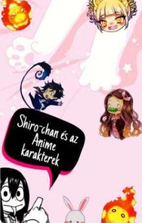 Shiro-chan és az Anime karakterek by Shiro_Tetsuro