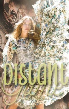 DISTANT GAME ━ charlie weasley by sugarkanes