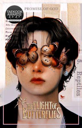 The flight of butterflies [TK] by Promise_of_God