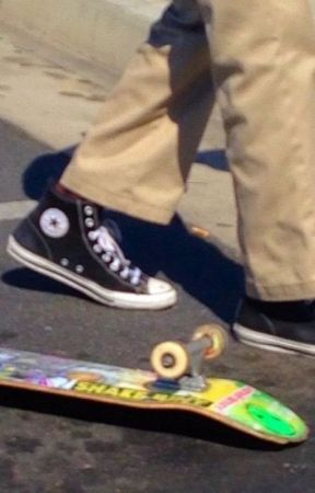 skaters against homophobia by gazebhoes