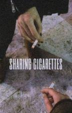 Sharing Cigarettes (Boris Pavlikovsky x Reader) by well_shit_dude