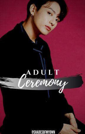 Adult Ceremony  »Kookmin«  AU by ShadesOfMyOwn