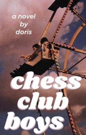 Chess Club Boys  by DisrespectfulDoris4