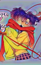 Love Magic by SaaamOneee