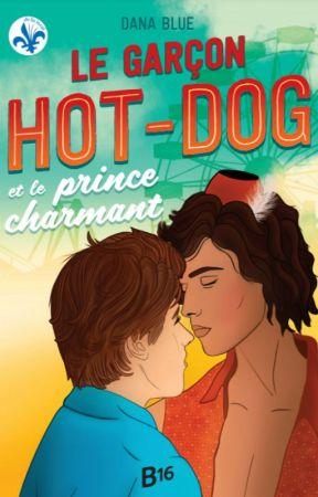 Le Garçon Hot-dog et le Prince by Sinadana