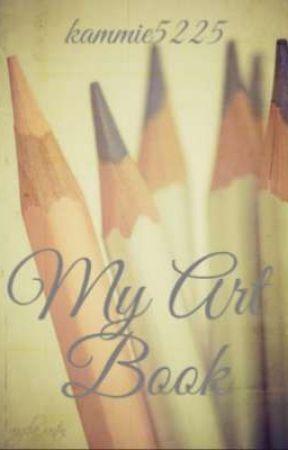 My Art Book by kammie5225