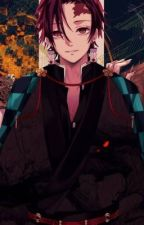 Will You Save Me Too? •Tanjiro X Reader Fanfic• by honeymoontrois