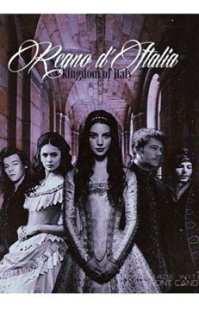 Regno d'Italia [ L.S ] by R-o-n-i-a