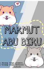 MARMUT ABU-BIRU by _kataintan