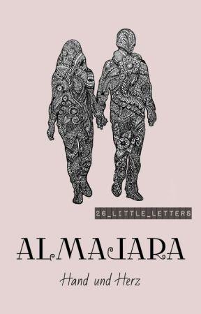 Almajara - Hand und Herz by 26_little_letters