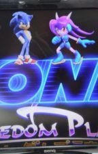 Movie Sonic in Freedom Planet by JohnathonGillman
