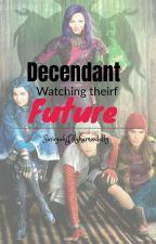 decendants watching their future  by SurayahJMahamoodally