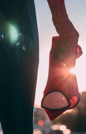 Hidden Spider [Peter Parker's sister] by spiderimagine