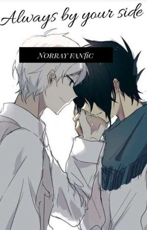 TPN fanfic- Norman X Ray by norraybean_