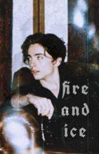 FIRE AND ICE, kiara carrera by atyourwiII