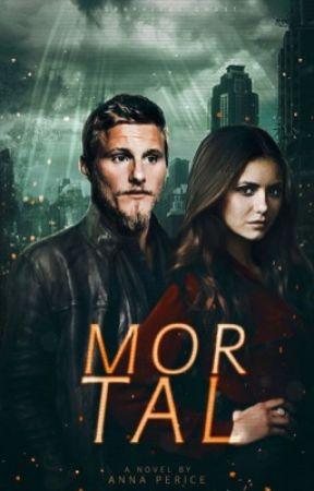 mortal   。 𝔠𝔞𝔱𝔬 𝔥𝔞𝔡𝔩𝔢𝔶 by queenofscandal