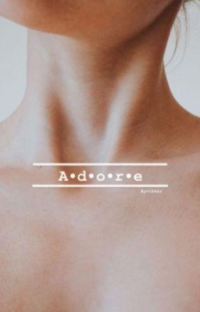 Adore // Rudy Pankow by Ayvibear