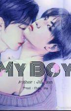 My Boy  ( ZHANYI ) by Zhanyi03_spl_