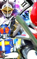 Kamen Rider Den-O (Male Reader) X Infinite Stratos by KamenRiderHazard