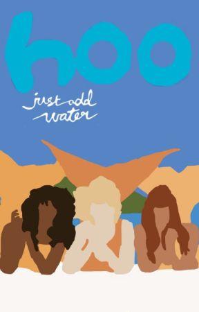 HOO: Just Add Water by julia_rhapsody