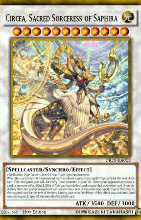 YU-GU-OH! Custom Cards and Archetypes. by AnimeCraze556