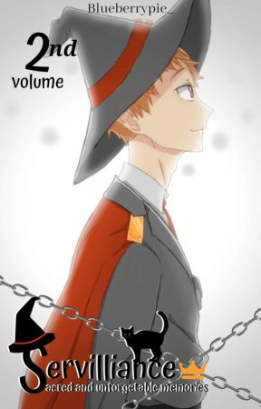 Servilliance : Sacred And Unforgettable Memories || Haikyuu fanfiction by Blueberrypie777