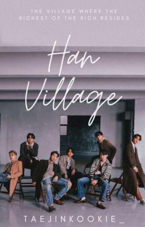HAN VILLAGE // jinkook / seventeen by taejinkookie_