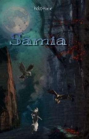 Samia by holoptune