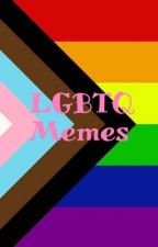 LGBTQ Memes by panicking_maddy