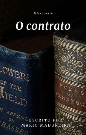 MICROCONTO - O contrato by omariomadureira