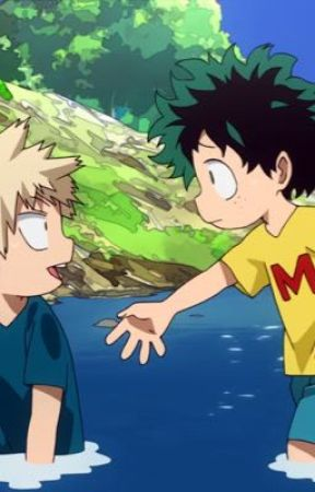 I'm Still Here (A BakuDeku Fanfic) by _Somniphobia_
