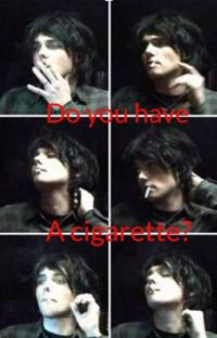 Do you have a cigarette? (Vampire Gerard) ON HOLD cover
