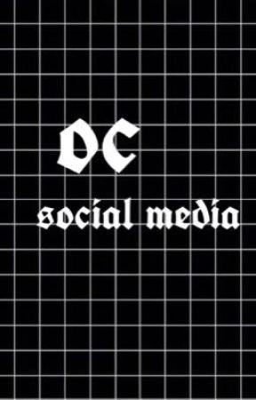 OC Social Media by luciddrreamss
