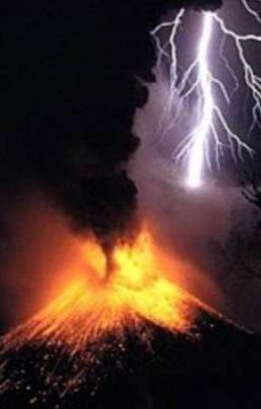 Volcanic Lightning  by aria_spnstories