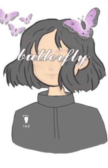 Butterfly (Haikyuu x reader)