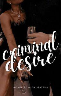 Criminal Desire | ✓ cover