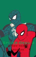Spider-Deku 2: A  New Hero Awakens by SakiMisumi123