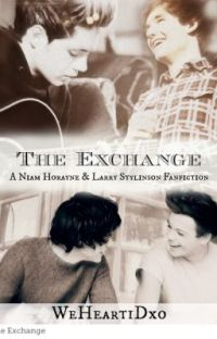 The Exchange (Larry Stylinson & Niam Horayne) cover
