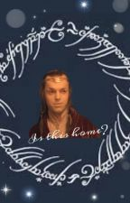 Is this home? //ELROND X READER// by WriterGirlLottie278