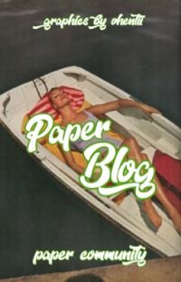 The Paper Blog cover