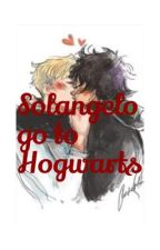 Solangelo go to hogwarts by A-Tomb-With-A-View