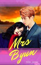 Mrs Byun (BAEKHERA ) by Min_jee27