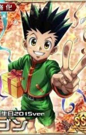 Feliz cumpleaños Gon by -Izanami-