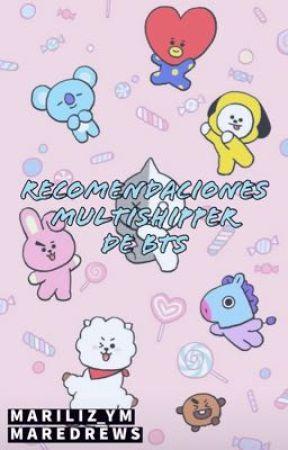 Recomendaciones de Fanfics multishipper de BTS by MareDrews