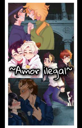 ~Amor ilegal~ by x_Izumi_x