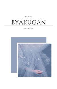 byakugan ━ oc book. cover