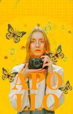 Apollo  > GRAPHIC SHOP + PORTFOLIO by nikolaiiilantsov