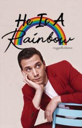 He Is A Rainbow// sinan X osman by mygodhatesme