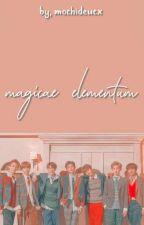 magicae elementum [new version] by elsagetmerried